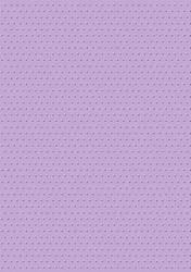 cArt-UsKarton embossed CC Swiss dots violet