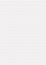 cArt-UsKarton embossed CC Swiss dots heel licht lila