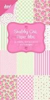 Joy! Papierblok 6011-0303 Shabby chic