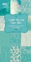Joy! Papierblok 6011-0307 Under the Sea
