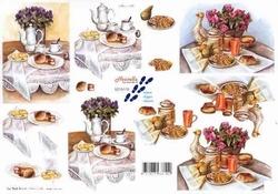 A4 Knipvel Le Suh 8215115 Ontbijttafel