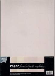 Joy! A4 Papierset 8011-0421 Structure paper, oil colours