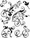 Clearstamp Viva My Paperwolrd 6746 Floral Embillishments