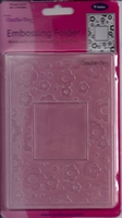 Crafts Too embossing folder CTFD3044 Bloemen frame