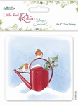 Papermania Clear Stamps 907915 Little Red Robin - Watering