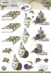 3D Knipvel Precious Marieke CD10380 Decorati