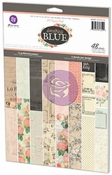 Prima Marketing A4 Paper Pad 1813529 Something Blue