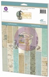 Prima Marketing A4 Paper Pad 1813741 Sea Shore