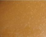 A4 Embossed metallic madelief motief 3468 zand/geel