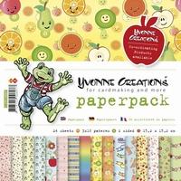 Paperpack Yvonne Creations CDPP10007 Opkikker