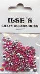 Ilse's Bloemetjes kraaltjes roze
