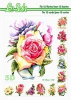 A5 Le Suh boek 345652 Bloemen