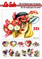 A5 Le Suh boek 345655 Voorjaarsbloemen