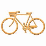 Spellbinders IN-023 Shapeabilitie Inspire Die Bicycle