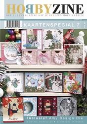 Hobbyzine 16 - Kaartenspecial 7 + ADM10006 molen van Amy