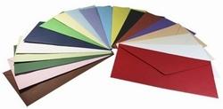 1 Langwerpig enveloppe kleur 15 paars