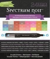 Spectrum Noir Box SPECN-LIGHTS24 Lights