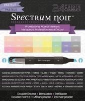 Spectrum Noir Box SPECN-PASTELS24 Pastels
