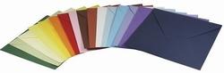 1 Vierkant enveloppe kleur 07 babyroze