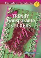 Cantecleer Hobbytopper Trendy Transparante stickers