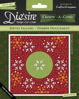 Die'sire - Create a Card - Softly Falling