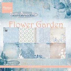 MD Pretty Paper Bloc PK9112 Flower Garden