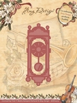 Amy Design Die Vintage collection ADD10013 Old-Fasioned Cloc