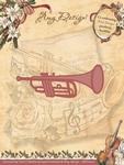 Amy Design Die Vintage collection ADD10012 Trompet