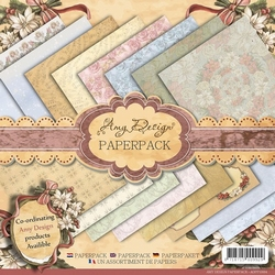 Amy Design Paperpack Vintage collection ADPP10004