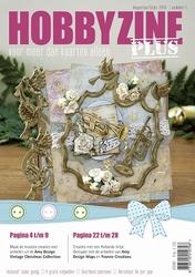 Hobbyzine Plus  1 + borduurgaren STDOBG10001
