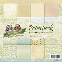 Yvonne Creations Paperpack YCPP10001 Magnificent Christmas