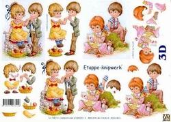 A4 Knipvel Le Suh 4169231 Jongen & meisje