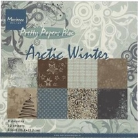 MD Pretty Paper Bloc PK9115 Artic Winter