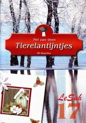 Tierelantijntje 3D boek 17 Winter 2014