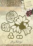 Die Amy Design ADM10016 Classic Roses