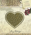 Die Amy Design ADM10018 Classic Star-filled heart