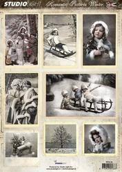 A4 Stansvel Studio light  RPSL36 Romantic Pictures Winter