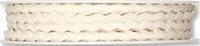 Zigzag lint 5mm 570 Crème