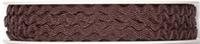 Zigzag lint 5mm 596 Bruin