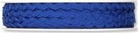Zigzag lint 5mm 550 Blauw