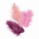 KNORR prandell Marabou veertjes 928 Violet tinten