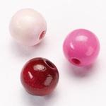 KNORR prandell Houten kralen mix 240 Roze