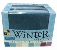 DCWV Box of cards CP-002-000604 Winter