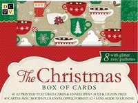 DCWV Box of cards CP-002-00826 The Christmas