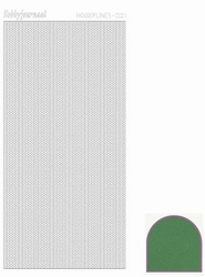 Stickervel Hobbylines Mirror HLM012 Green