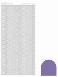 Stickervel Hobbylines Mirror HLM019 Purple