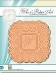 Ann's Paper Art Design Embroidery 003 Square 1