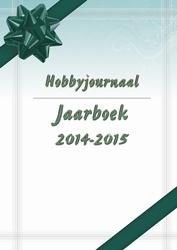Hobbyjournaal jaarboek 2014-2015