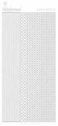 Stickervel Shiny Details SDS001TZ Dots