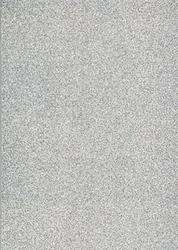 Starform Adhesive Sheet 6204802 Glitter Silver 20x28cm